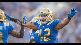 UCLA LB Kenny Young 2017 Highlights