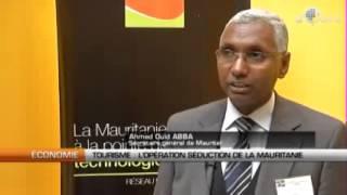Tourisme  L'opération séduction de la Mauritanie   YouTube