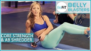 BeFiT Belly Blasters: Core Strength & Shred Workout for the Abs- Nicola Harrington