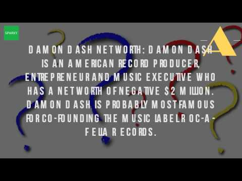What Is Dame Dash Net Worth?