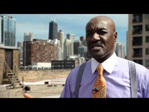 Delroy Lindo talks The Chicago Code