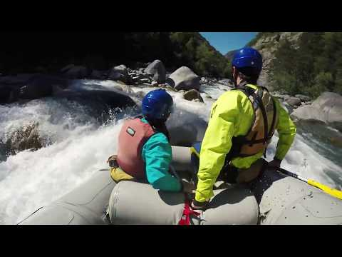 Europe's Best Rafting - The Royal Gorge of the Ubaye