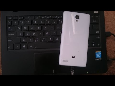 How To Connect Any MI Phone In PC?