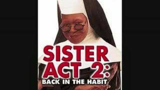 Aint no mountain High enough-sister act 2 (music and lyrics)