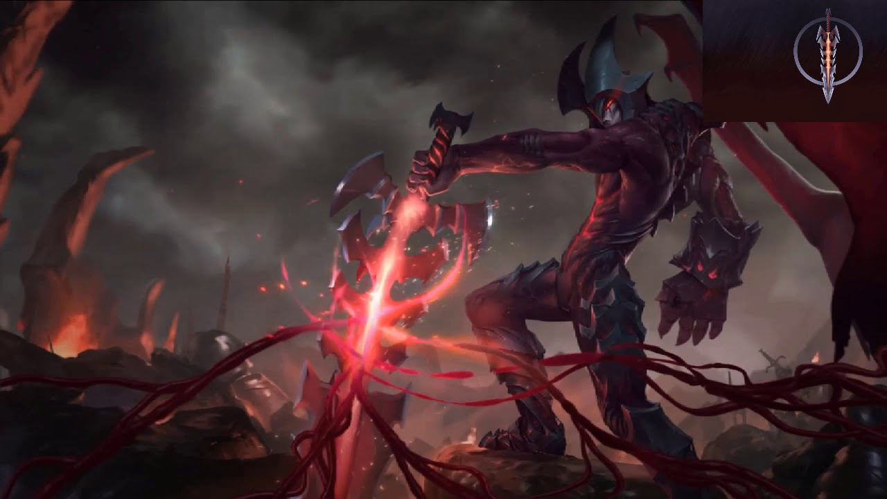 Lore of Legends - Aatrox The Darkin Blade - Lore NA SRPSKOM