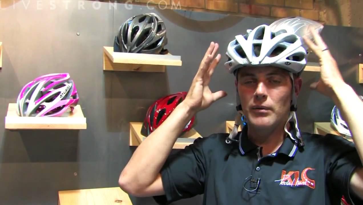 c0fa70fe44f How to Choose a Bike Helmet - YouTube