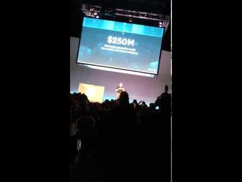 XeroCon 2014 Sydney Opening Speech by Rod Drury