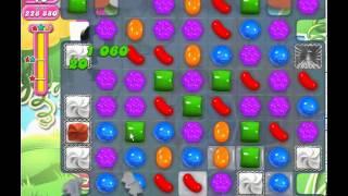 Candy Crush Saga level 808 (3 star, No boosters)