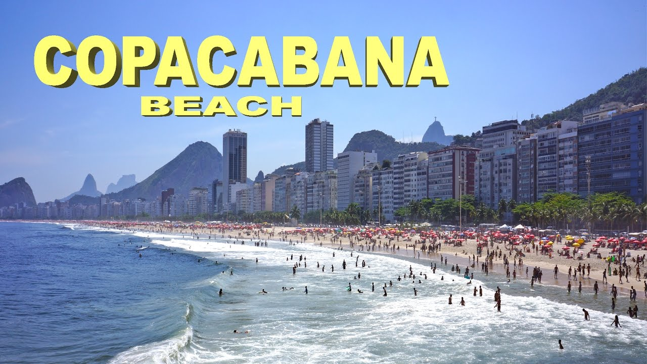 copacabana beach ☀ hd - youtube