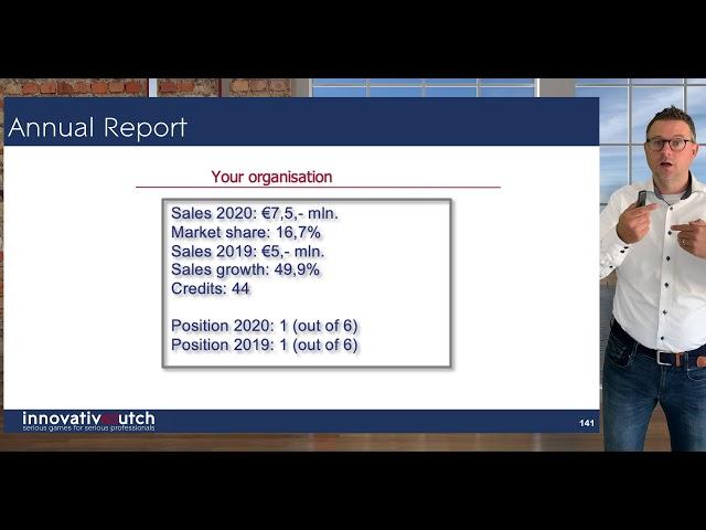 3.2 Measure Progression: Sales & Company Valuation