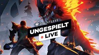 Wir testen Dauntless 🏹 + #ungeklickt
