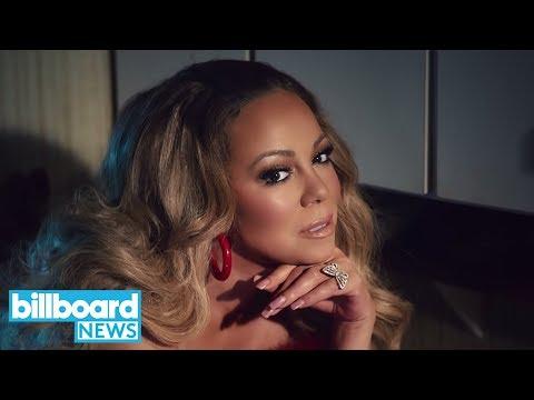 Mariah Carey Rocks Lingerie in New 'GTFO' Music Video | Billboard News