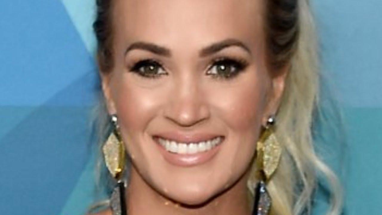¿Por Qué Los Labios De Carrie Underwood Se Veían Tan Diferentes En Los Premios ACM?
