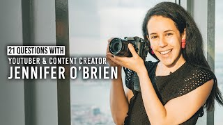 Jennifer O'Brien's Favorite Spot in New York City & More | 21 Questions