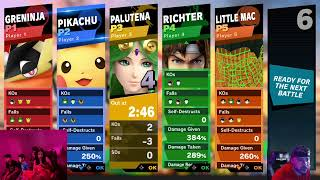 Super Smash Brothers is lame? Idk watch the family play and you tell me!