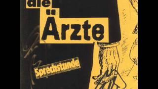 Die Ärzte - Sie Kratzt, Sie Stinkt, Sie Klebt - Live 1987