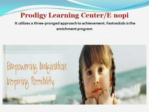 Prodigy Learning Center
