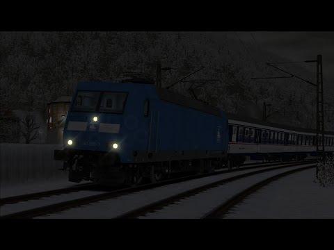Train Simulator 2017 | Mit dem Ersatz MRB nach Hof Hbf | Teil 1