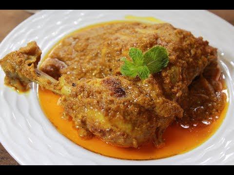 চিকেন চাপ-কলকাতার অন্যতম জনপ্রিয় মুঘলাই খাবার||Chicken Chaap||Kolkata Style Chicken Chaap Recipe