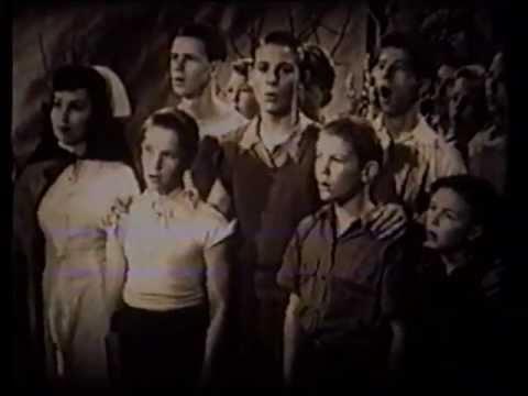 1942 Soundie with the Mitchell Boys Choir  - The Shrine of St. Cecilia