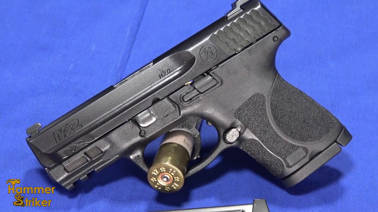 New for 2020: Smith & Wesson M&P M2.0 Subcompact 9mm