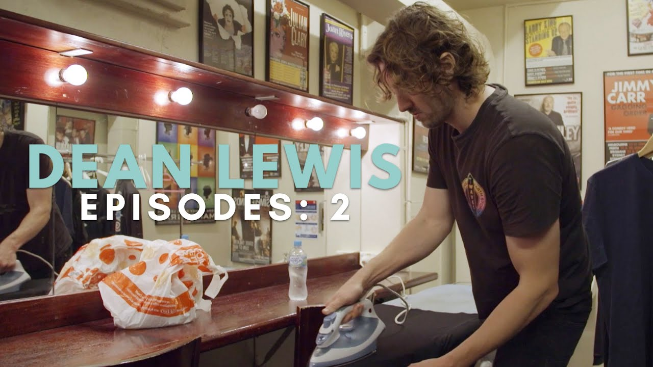 Dean Lewis: Episode 2 (Filming the Falling Up Acoustic Piano Video)