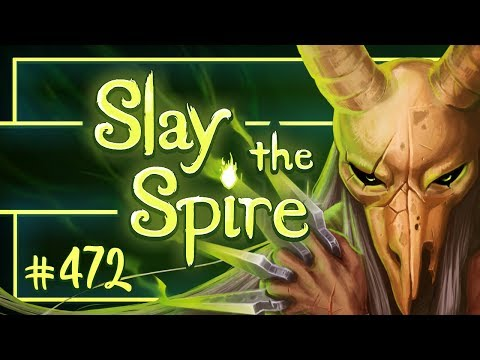 Let's Play Slay the Spire: Corrupt Heart | Silent Ascension 15 - Episode 472