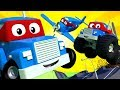 YouTube Turbo Der Streifenwagen in Autopolis - Official Live Stream - 🚓 🚒 Cartoons für Kinder