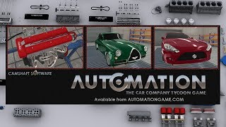 Automation : The Car Company Tycoon Game December 2013 Promo