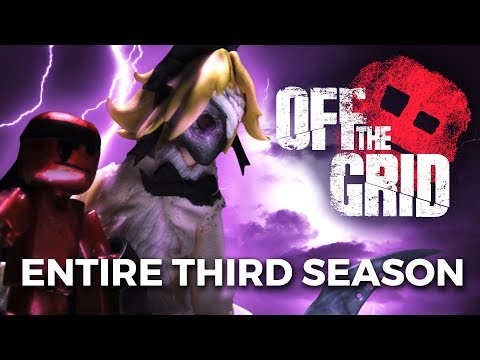 OFF THE GRID ☠️ | Season Three (Full Season)