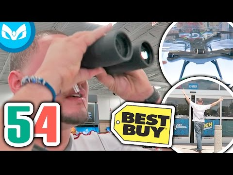 BEST BUY EEUU EPIC TOUR EN Parte 1 #MarcianoMX2016 - VlogMX54