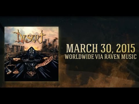 DESERT - Official Album Trailer // Never Regret (2015)