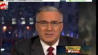 "Keith Olbermann's ""Worst Person In The World"" - Fox's Bill O'Reilly"