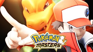 Pokémon Masters - Official Legends Only Trailer | Red and Charizard