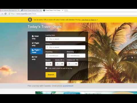 Покупка перелетов и поездок в США. Полезные сайты / Booking Travel: Useful Websites