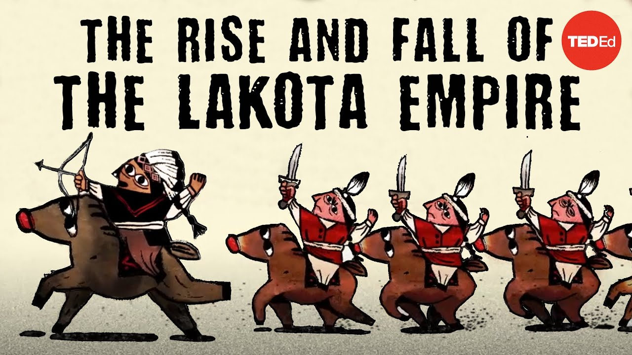 The rise and fall of the Lakota Empire - Pekka Hāmālāinen