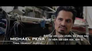 Hậu trường phim FURY   Tái hiện bối cảnh Thế chiến II   Sub Việt