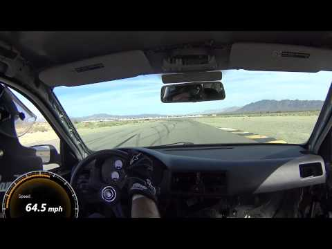 Chuckwalla Valley Raceway - Black Run Group, session 2 (March 29th, 2015)