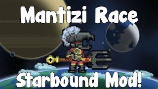 Mantizi Race , Roman Ant Race!? - Starbound Mod - BETA