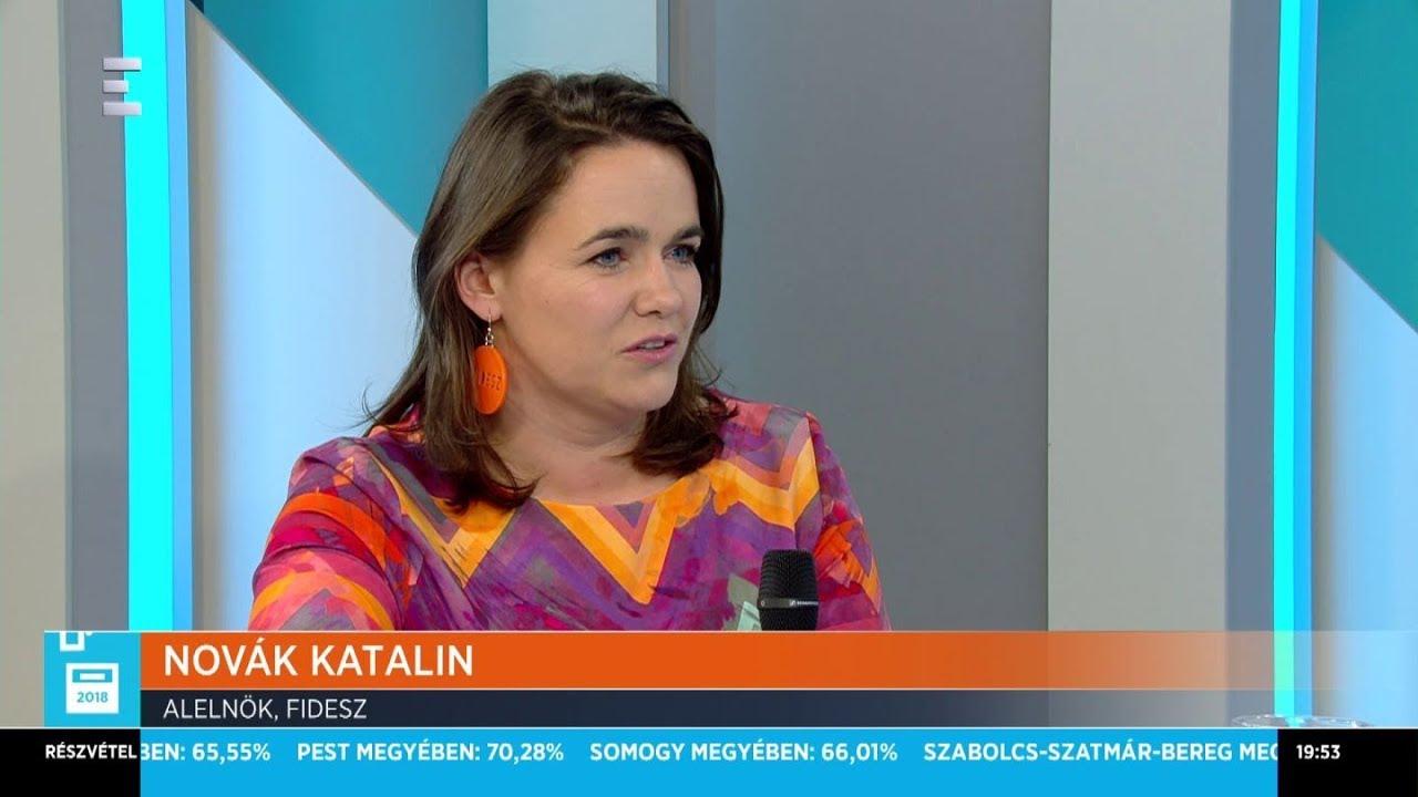Novák Katalin: Novák Katalin: A Demokráciát ünnepeltük Ma Magyarországon