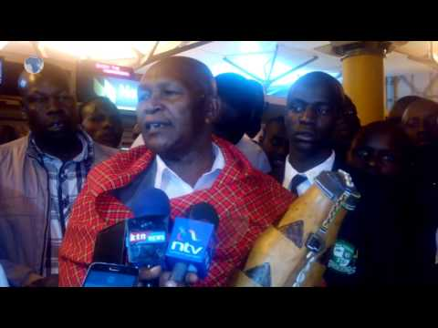 NOCK chairman Dr. Kipchoge Keino takes a stab at the government over Rio fiasco