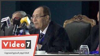 أبو زيد: نأمل من المجتمع الدولى حماية المنشآت المائية من سيطرة داعش