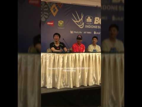 Pre event Press Conference BIOSSP 2017