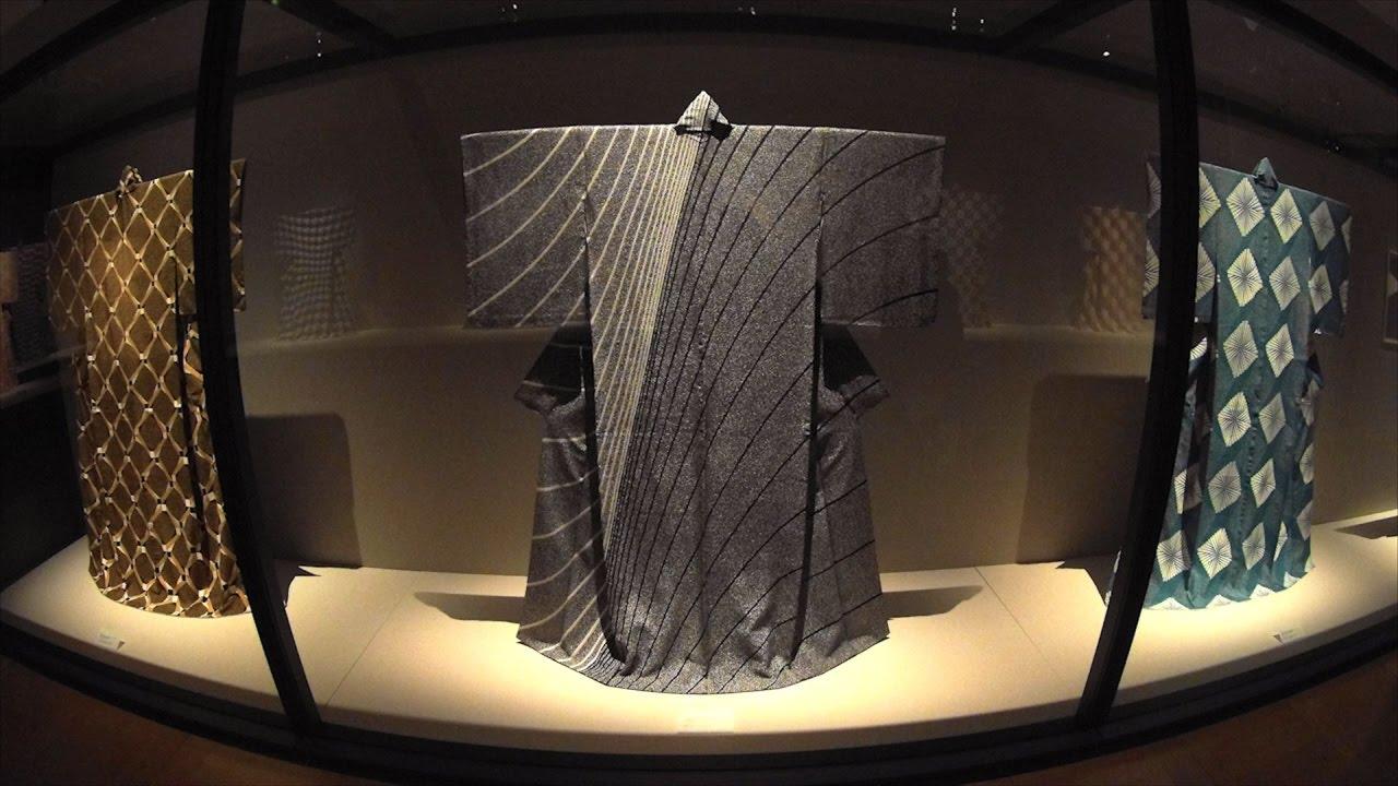 kunihiko moriguchi kimonos maison du japon paris 2016 youtube. Black Bedroom Furniture Sets. Home Design Ideas