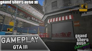 GTA III - GTA Advance PC Port Beta 2 - Gameplay