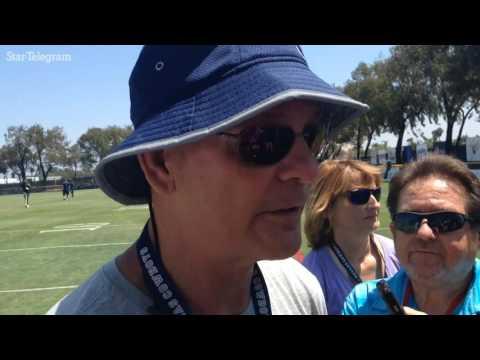"Rod Marinelli calls HOFer Tony Dungy the ""ultimate teacher"""