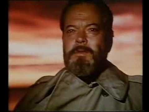 Orson Welles il monologo perduto del Mercante di Venezia