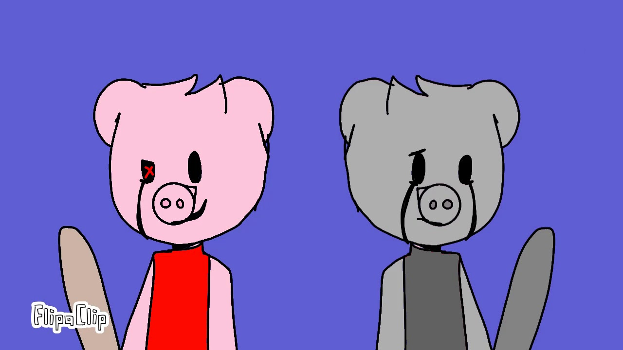 Roblox Personajes Meme Savage Meme Animation Piggy Roblox Youtube