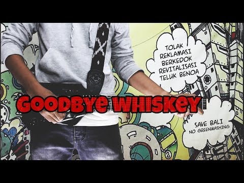 Superman Is Dead - Goodbye Whiskey (Guitar Cover)
