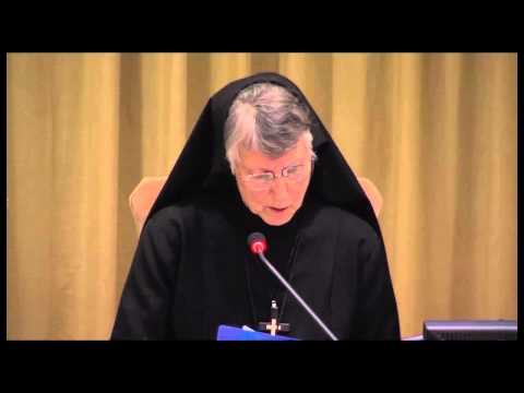 Sr. M. Prudence Allen   Religious Sisters of Mercy of Alma Humanum Conference
